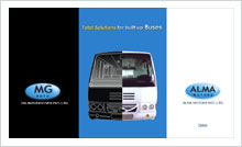 Bus Body Manufacturing Website Designing Portfolio Hyderabad Guntur vijayawada visakhapatnam - MG Automotives