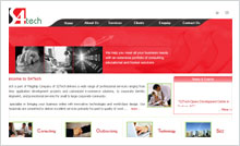 IT Consulting & Outsourcing Website Designing Portfolio Hyderabad Guntur vijayawada visakhapatnam - S4Tech